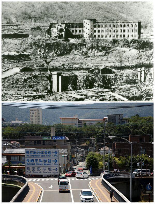 Szkoła Narodowa Shiroyama w Nagasaki - Sputnik Polska