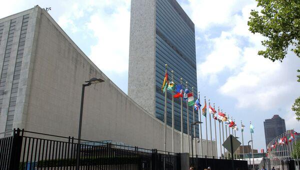 Główna kwatera ONZ, Nowy Jork - Sputnik Polska