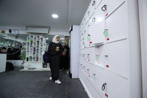 Kobiety w siłowni w Al-Katif, Arabia Saudyjska - Sputnik Polska