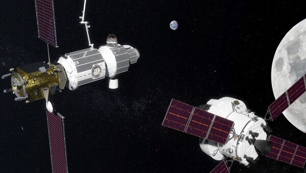 Międzynarodowa księżycowa stacja orbitalna Deep Space Gateway - Sputnik Polska