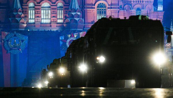 "System rakietowy ""Iskander-M"" - Sputnik Polska"