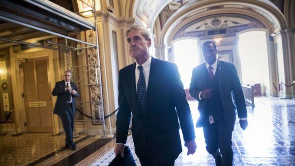 Były dyrektor FBI Robert Mueller - Sputnik Polska