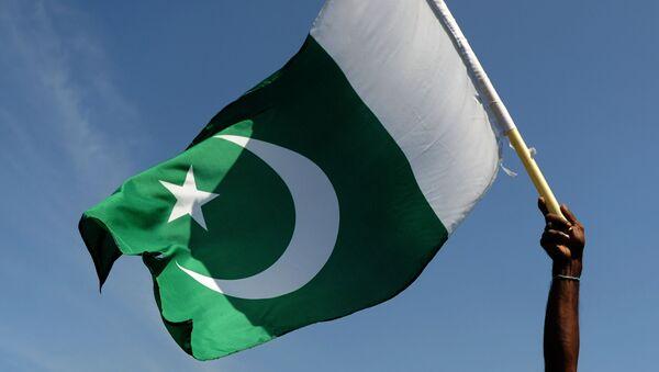 Флаг Пакистана - Sputnik Polska