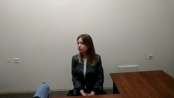 """Dziennikarka stacji telewizyjnej """"Rosja"""" Walentyna Sołowjowa - Sputnik Polska"""