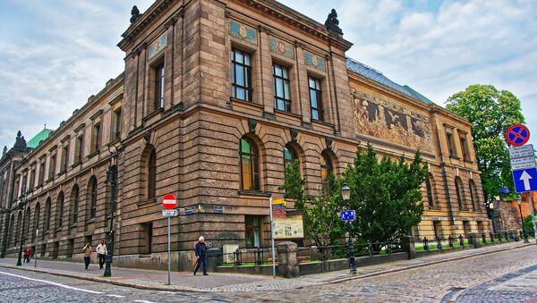Muzeum Narodowe w Poznaniu - Sputnik Polska