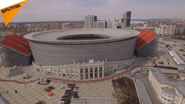 Jekaterynburg Arena - Sputnik Polska