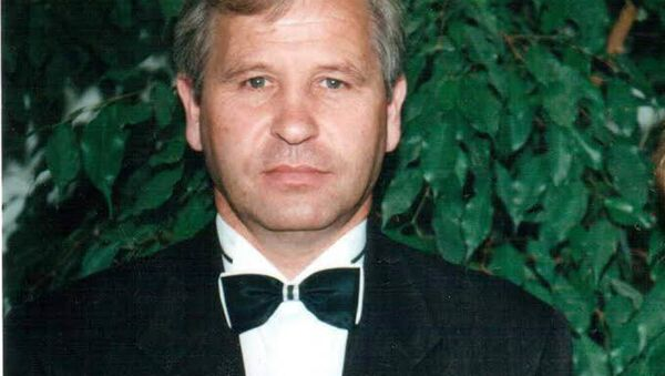 Konsul Ukrainy w Hamburgu Wasilij Maruszczync - Sputnik Polska