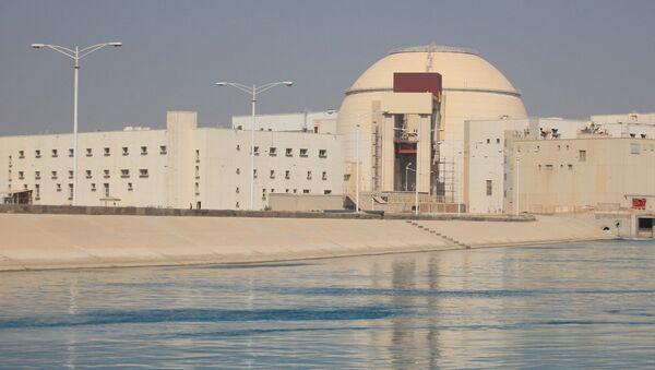 """Elektrownia jądrowa """"Buszehr"""" w Iranie - Sputnik Polska"""