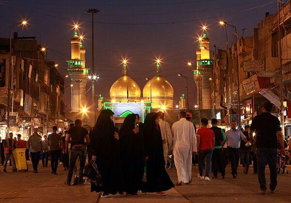 Pierwszy dzień świętego miesiąca Ramadanu w Iraku - Sputnik Polska