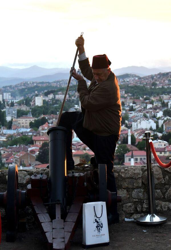 Pierwszy dzień świętego miesiąca Ramadanu w Bośni i Hercegowinie - Sputnik Polska
