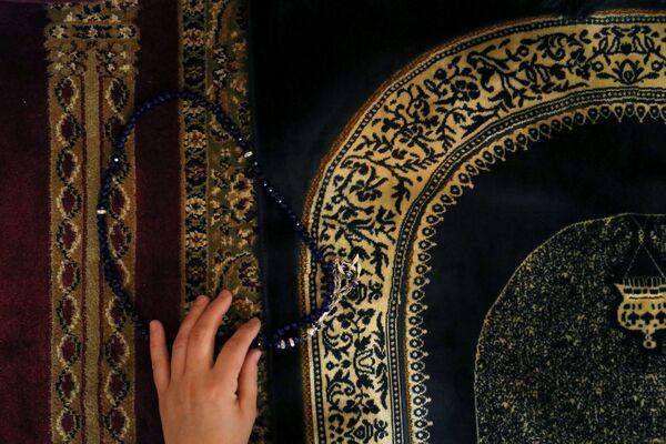 Święty miesiąc Ramadanu w Nowym Jorku - Sputnik Polska