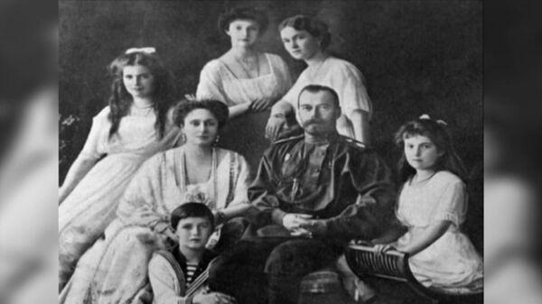 Rosyjski imperator Mikołaj II - Sputnik Polska