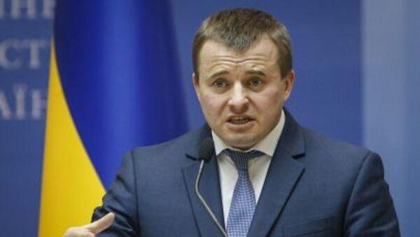 Minister energetyki Ukrainy Wołodymyr Demczyszyn - Sputnik Polska