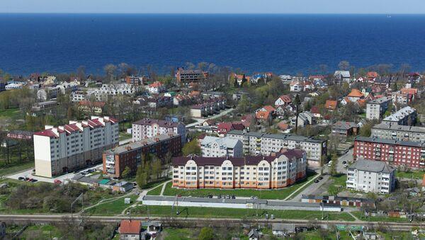 miasto Zielenogradsk, Obwód Kaliningradzki, Rosja - Sputnik Polska