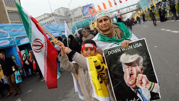 Iran, Teheran - Sputnik Polska