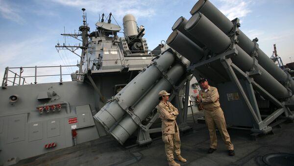 USS Higgins - Sputnik Polska