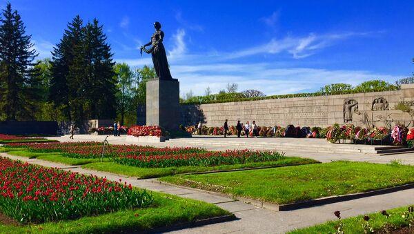 Piskariowski Cmentarz. Sankt Petersburg. - Sputnik Polska