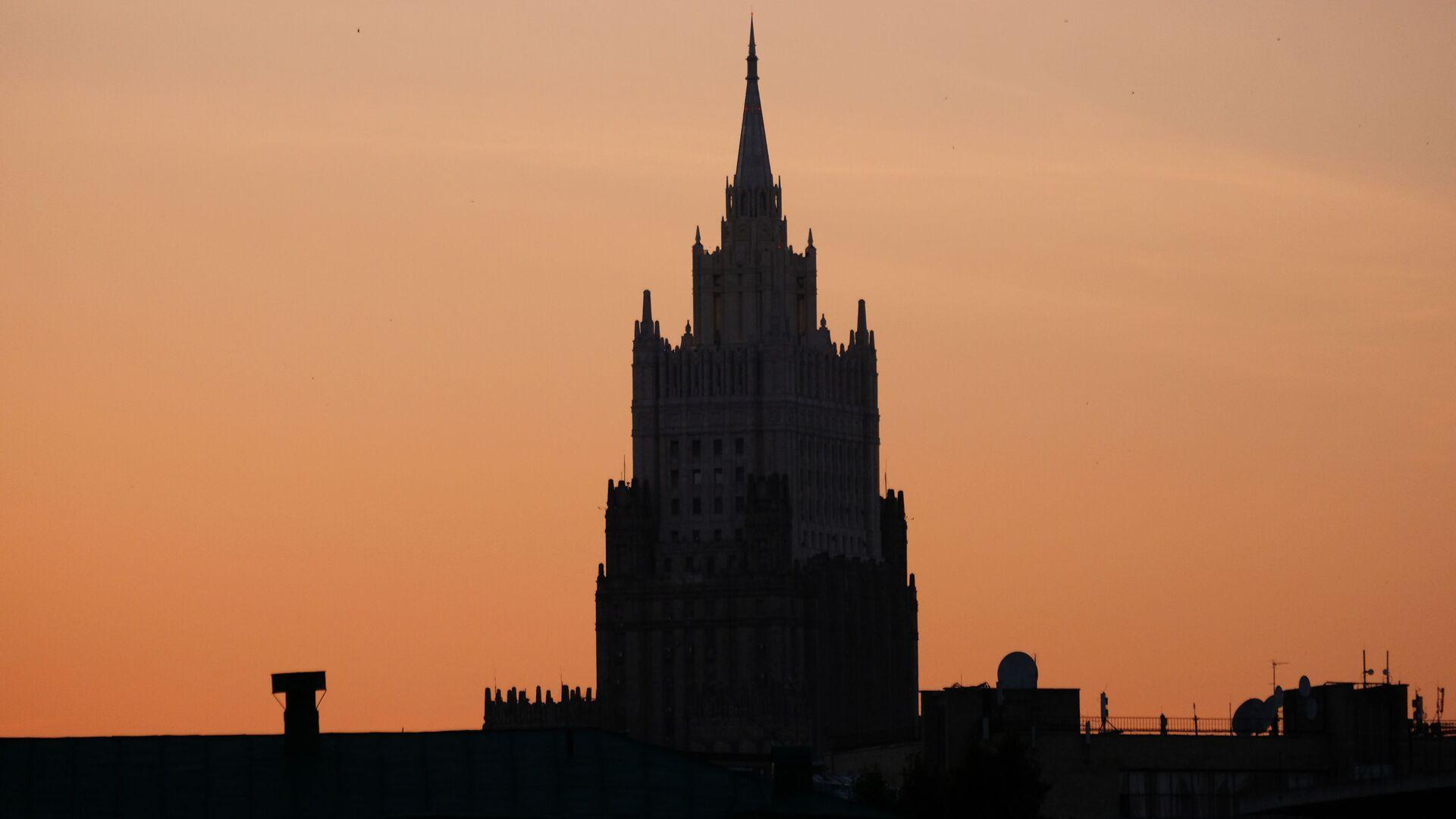 Budynek MSZ Rosji - Sputnik Polska, 1920, 09.10.2021