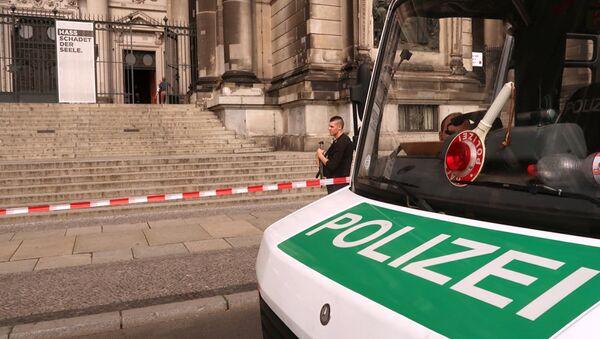 Dwie osoby zostały ranne w strzelaninie w Katedrze w Berlinie - Sputnik Polska