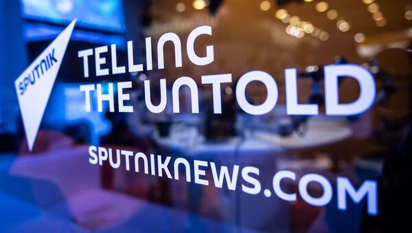 Sputnik na Międzynarodowym Forum Ekonomicznym w Petersburgu 2018 - Sputnik Polska