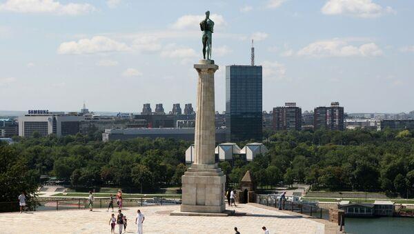 Belgrad, Serbia - Sputnik Polska