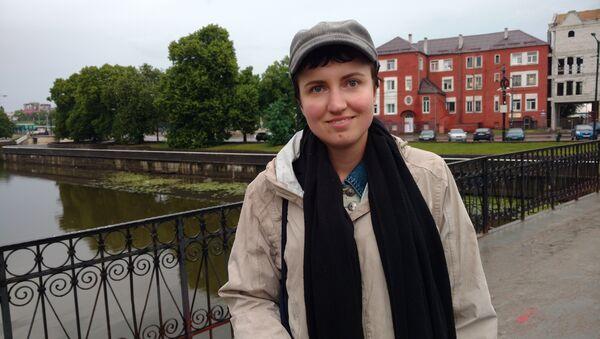 Dorota Walczak. Kaliningrad. - Sputnik Polska