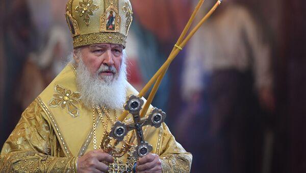 Cyryl I, patriarcha moskiewski i całej Rusi - Sputnik Polska