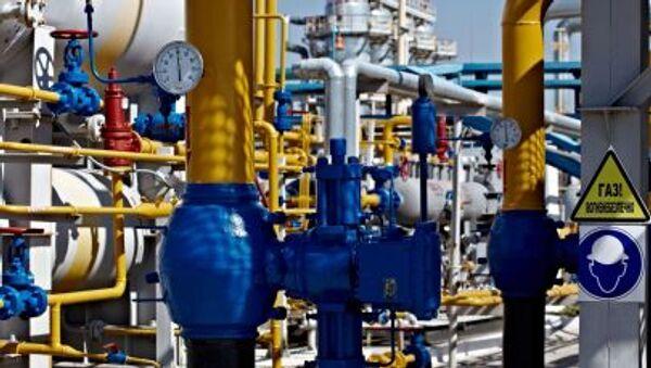 Przetwórstwo gazu w obwodzie charkowskim, Ukraina - Sputnik Polska