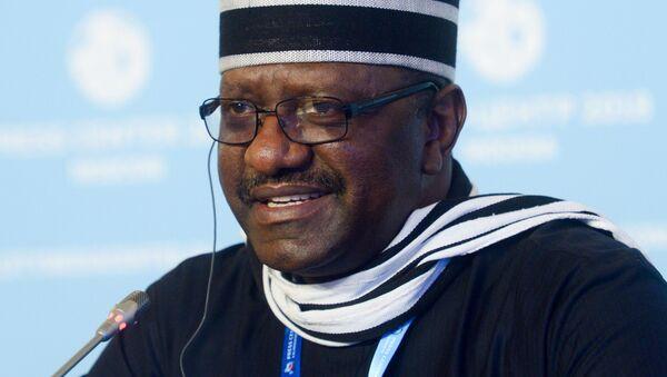 Ambasador Nigerii w Rosji Steve Davies Ugba - Sputnik Polska