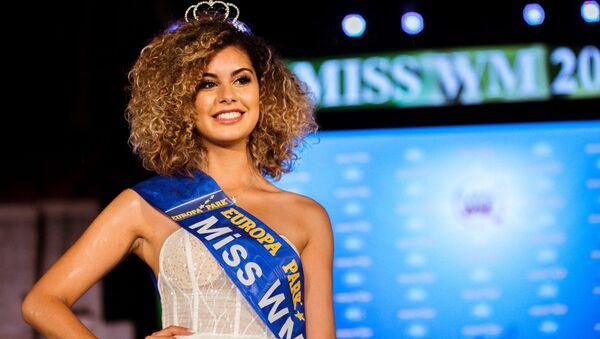 Konkurs piękności Miss Mundial 2018 w Niemczech - Sputnik Polska
