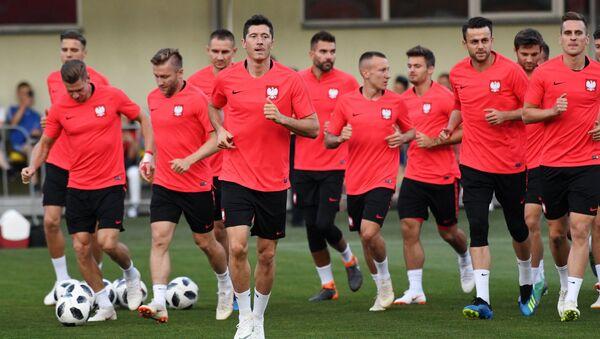 Trening polskiej reprezentacji w Soczi - Sputnik Polska