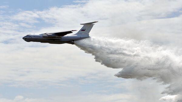Samolot Ił-76MD - Sputnik Polska