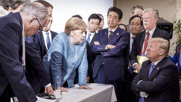 Szczyt G7 w Kanadzie, 2018 - Sputnik Polska