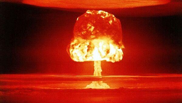 Wybuch atomowy - Sputnik Polska