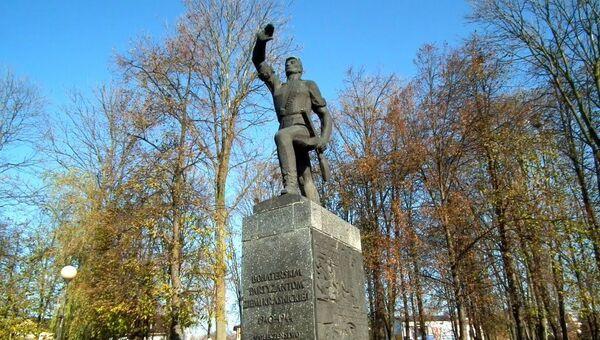 Pomnik Partyzanta w Kraśniku - Sputnik Polska