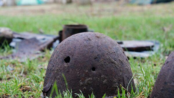 Artefakty wojskowe z czasów II wojny światowej - Sputnik Polska