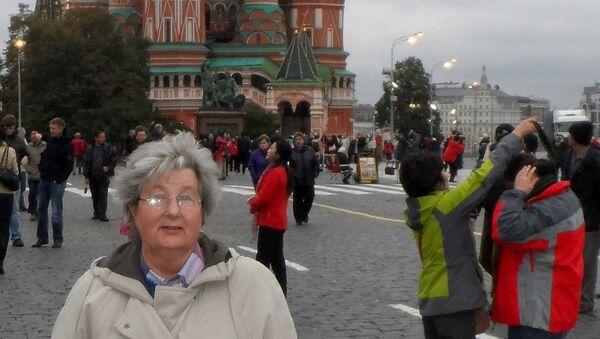Zofia Bąbczyńska-Jelonek w Moskwie - Sputnik Polska