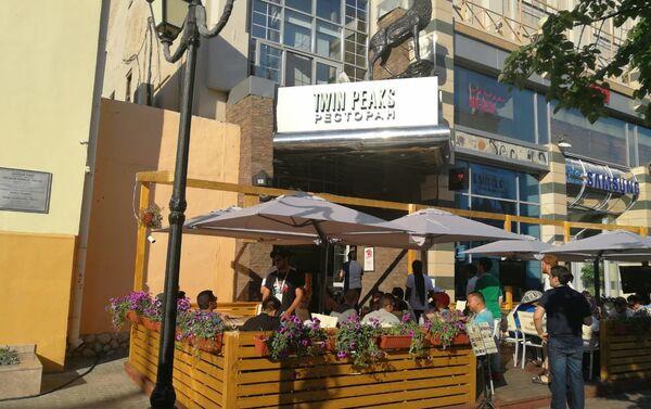 Restauracja Twin Peaks w Kazaniu - Sputnik Polska