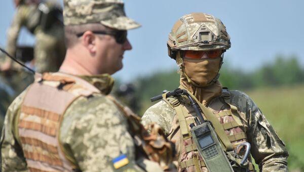 Ukraina powiększa armię - Sputnik Polska