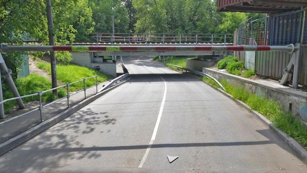 Most na ulicy Składoczna w Moskwie - Sputnik Polska