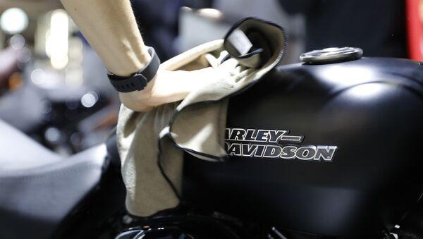 Harley Davidson - Sputnik Polska