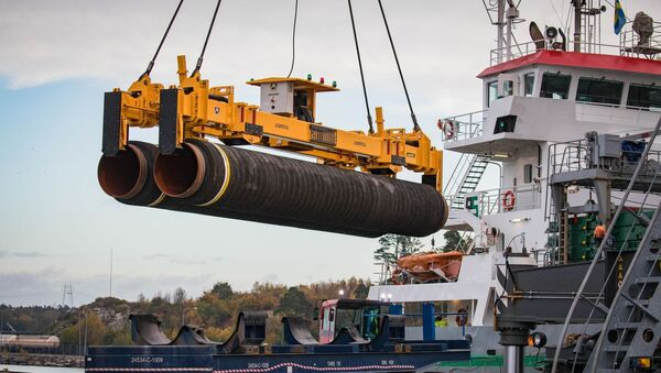 Nord Stream 2, Niemcy - Sputnik Polska