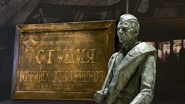 """Projekt artystyczno-wystawowy""""Niepokonana i legendarna"""" w Chakaskim Narodowym Muzeum Krajoznawczym - Sputnik Polska"""