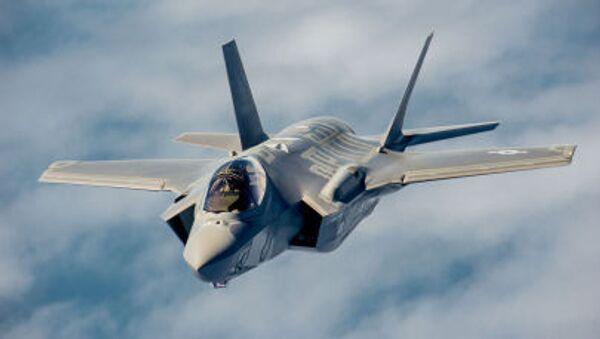 Myśliwiec F-35 Lightning II - Sputnik Polska