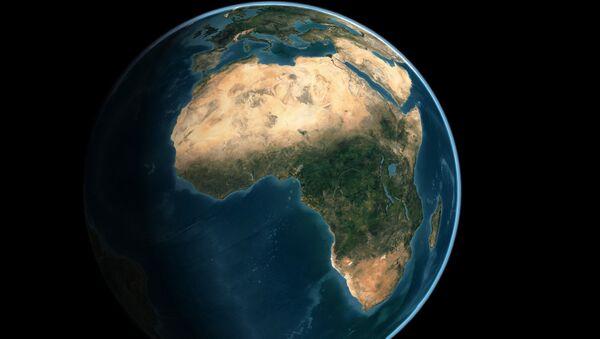 Afryka - Sputnik Polska