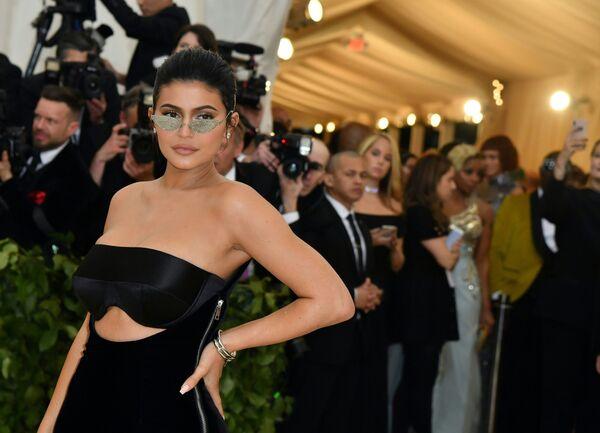 Modelka Kylie Jenner w Nowym Jorku - Sputnik Polska