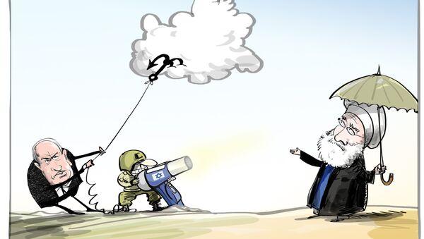 Iran: Izrael odwadnia nam chmury, kradnie śnieg - Sputnik Polska