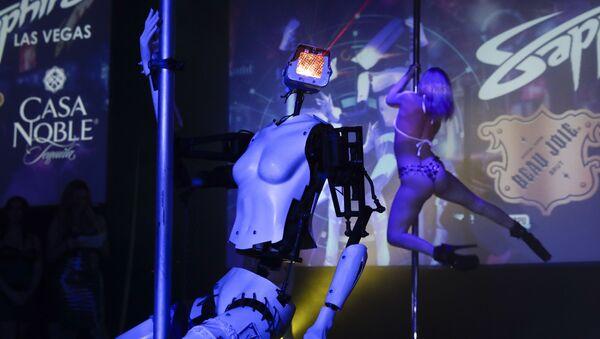 Robot striptizerka - Sputnik Polska