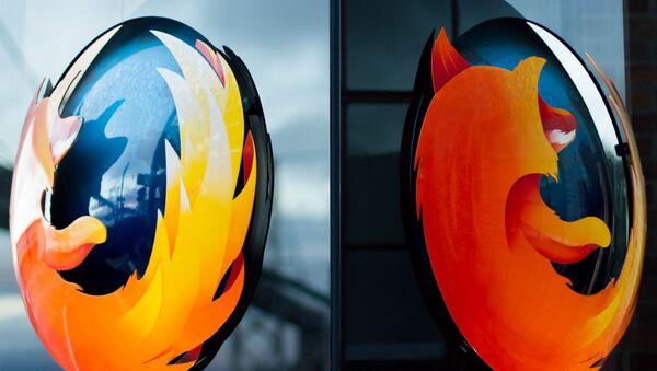 Logo przeglądarki Mozilla Firefox - Sputnik Polska