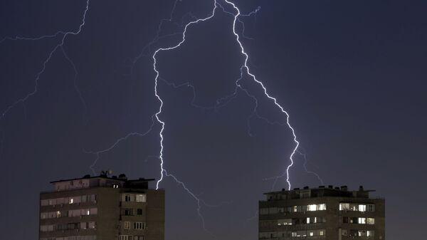 Burza  - Sputnik Polska